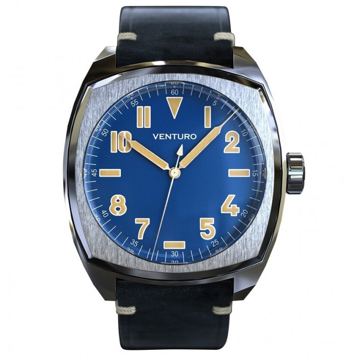 Venturo - Field Watch #2, Blue